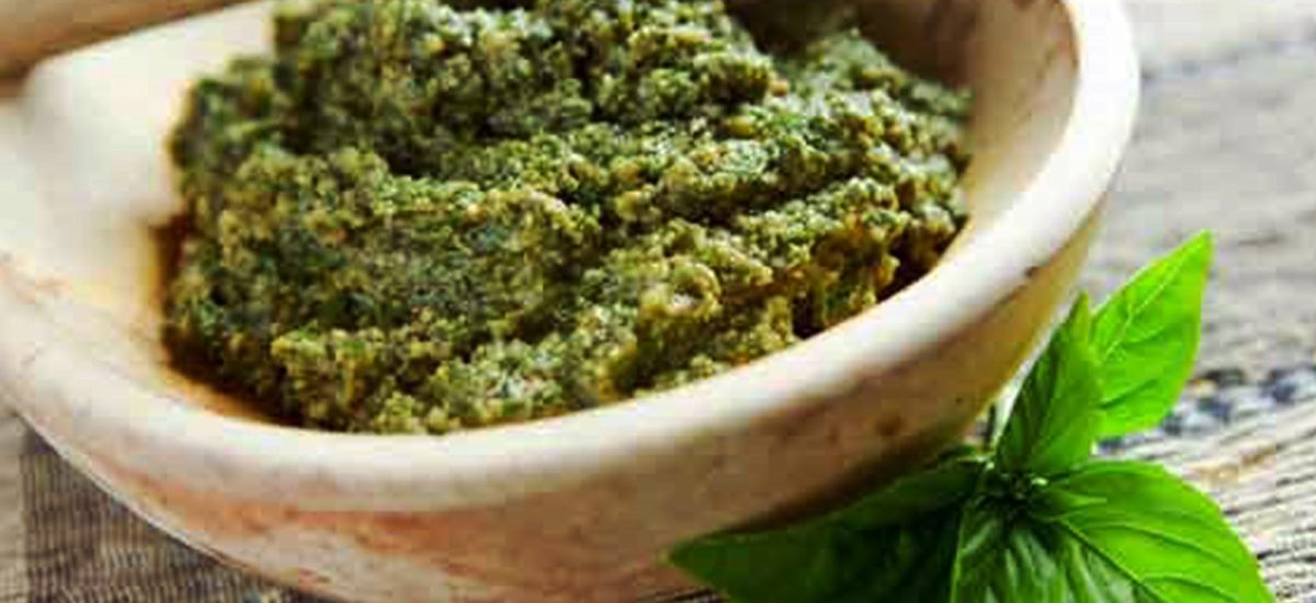 Super Kale Pesto Recipe